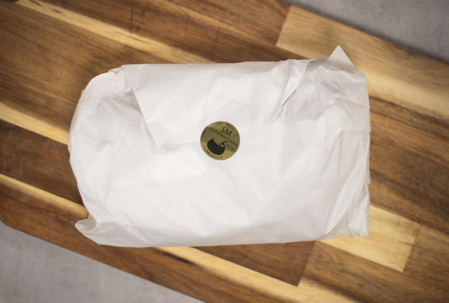 SM-guldvinnande färskkorv, tryffelkorv